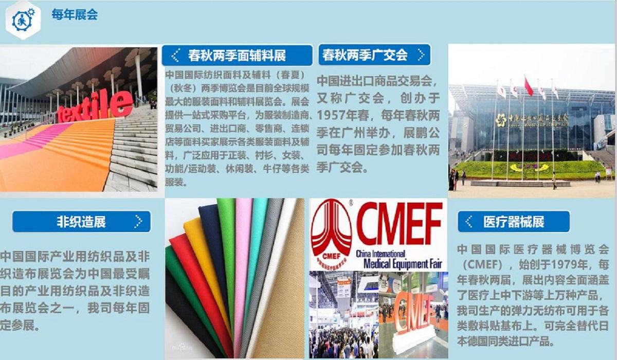 公司参展2019年4月上海医博会